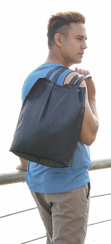 可收折購物袋